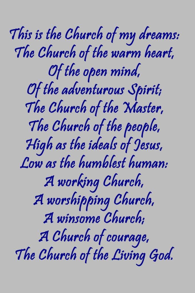 ChurchWhatWeAre